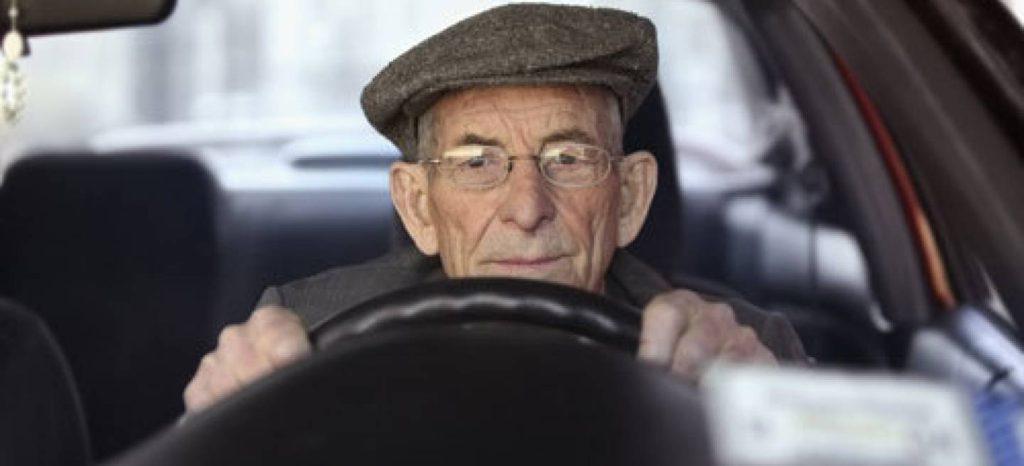 conducción y alzheimer